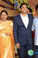 Dil Raju Daughter Marriage Reception Stills (51)