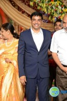 Dil Raju Daughter Marriage Reception Stills (52)