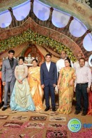 Dil Raju Daughter Marriage Reception Stills (53)