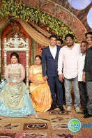 Dil Raju Daughter Marriage Reception Stills (54)