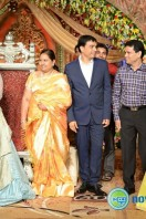 Dil Raju Daughter Marriage Reception Stills (58)