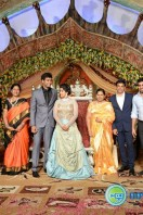 Dil Raju Daughter Marriage Reception Stills (59)