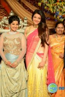 Dil Raju Daughter Marriage Reception Stills (63)