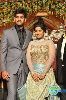 Dil Raju Daughter Marriage Reception Stills (8)