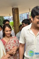 Nagarjuna Family at Sai Baba Temple (20)