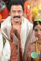 Raja Ravindra Daughter Wedding Stills