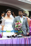Amala paul enagagment images (30)
