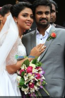 Amala paul enagagment images (51)