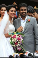 Amala paul enagagment images (57)