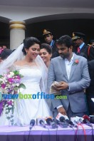 Amala paul enagagment images (74)