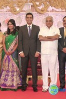 Arun Pandian Daughter Marriage Reception Stills (11)