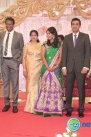 Arun Pandian Daughter Marriage Reception Stills (14)