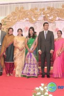 Arun Pandian Daughter Marriage Reception Stills (17)
