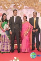 Arun Pandian Daughter Marriage Reception Stills (18)