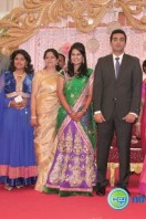 Arun Pandian Daughter Marriage Reception Stills (23)