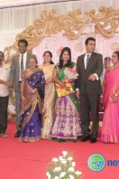 Arun Pandian Daughter Marriage Reception Stills (28)