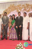 Arun Pandian Daughter Marriage Reception Stills (30)