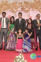 Arun Pandian Daughter Marriage Reception Stills (33)