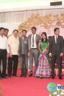 Arun Pandian Daughter Marriage Reception Stills (34)
