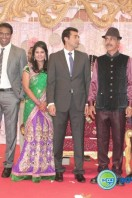 Arun Pandian Daughter Marriage Reception Stills (35)