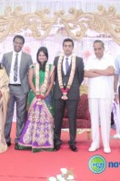 Arun Pandian Daughter Marriage Reception Stills (4)