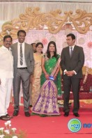 Arun Pandian Daughter Marriage Reception Stills (40)