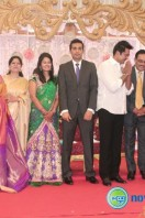 Arun Pandian Daughter Marriage Reception Stills (42)