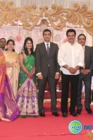 Arun Pandian Daughter Marriage Reception Stills (43)