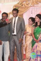 Arun Pandian Daughter Marriage Reception Stills (45)