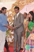 Arun Pandian Daughter Marriage Reception Stills (48)