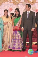 Arun Pandian Daughter Marriage Reception Stills (8)