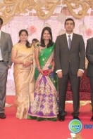 Arun Pandian Daughter Marriage Reception Stills (9)
