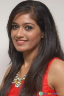 Meghana Raj at Bahuparak Audio Launch (7)
