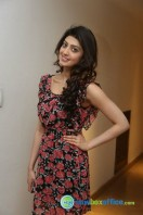 Pranitha Subash at Hyderabad Blues Restaurant Launch (1)