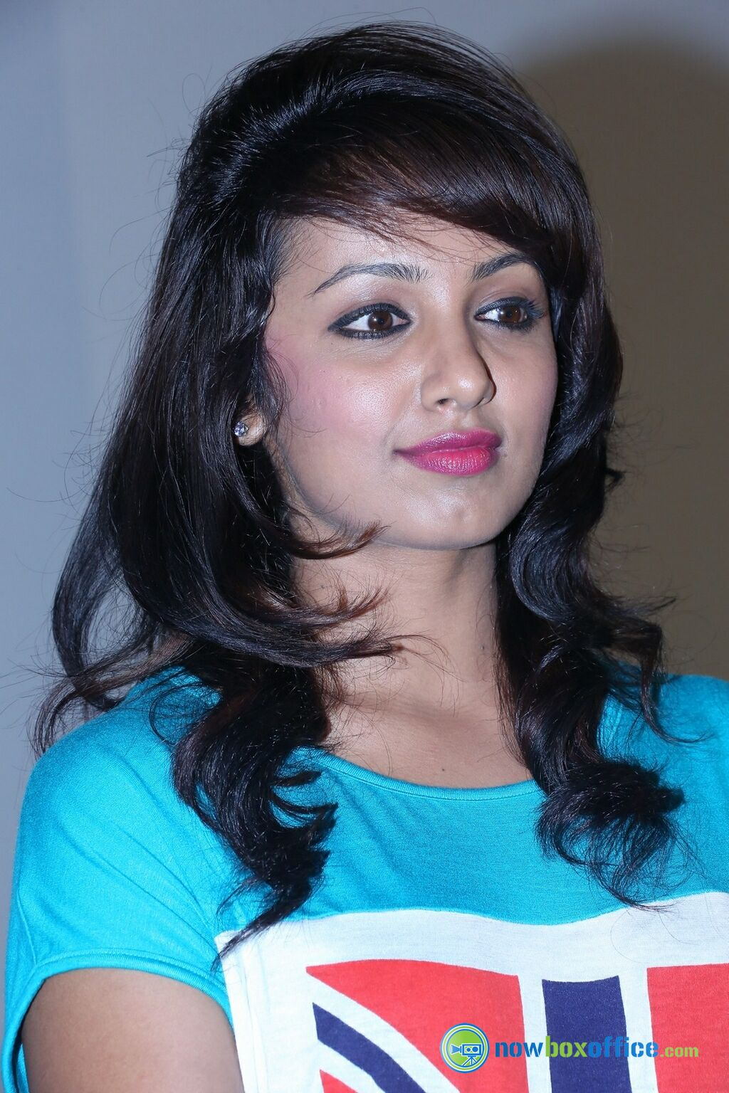 tejaswi actress stills tejaswi at ice cream trailer launch 23