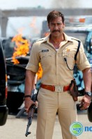 Ajay Devgn Photos in Singham Returns (4)
