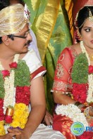 Roopa Iyer and Gowtham Srivathsa Wedding Stills (10)