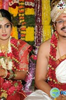 Roopa Iyer and Gowtham Srivathsa Wedding Stills (17)