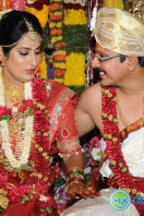 Roopa Iyer and Gowtham Srivathsa Wedding Stills (18)