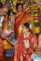 Roopa Iyer and Gowtham Srivathsa Wedding Stills (19)