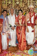 Roopa Iyer and Gowtham Srivathsa Wedding Stills (22)