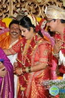 Roopa Iyer and Gowtham Srivathsa Wedding Stills (23)