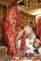 Roopa Iyer and Gowtham Srivathsa Wedding Stills (3)
