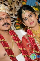 Roopa Iyer and Gowtham Srivathsa Wedding Stills (32)