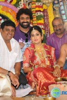 Roopa Iyer and Gowtham Srivathsa Wedding Stills (7)