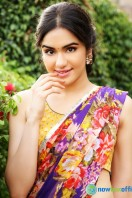 Adah Sharma Saree Photoshoot (10)
