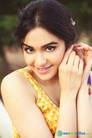 Adah Sharma Saree Photoshoot (13)