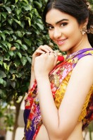Adah Sharma Saree Photoshoot (4)