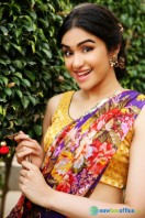 Adah Sharma Saree Photoshoot (5)