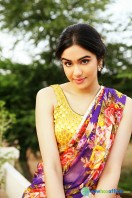 Adah Sharma Saree Photoshoot (8)